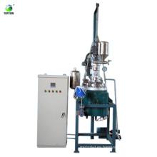 Agitación mecánica química TOPT-KCFD03-10 Autoclave de reactor de alta presión