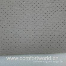 Tissu de Pu point de 3,5 mm