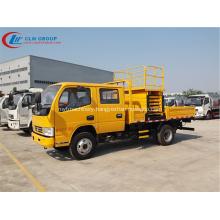 2019 New DFAC 8m-10m Bucket Lift Truck
