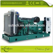 Hochleistungs- 630Kva Volvo Diesel Generator, angetrieben von Volvo Motor TWD1643GE