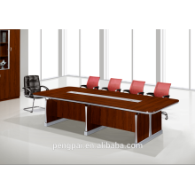 2m/ 2.4m wooden MDF meeting conference table with price