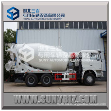 Shacman 6X4 10m3 Cement Concrete Mixer Truck