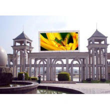 China P16 DIP Outdoor Led Display Boards Video wall for adv