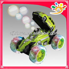 7CH Blowing Bubbles RC Stunt Car with Light and Music