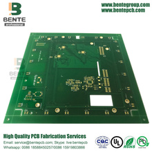 4 Layers Multilayer PCB FR4 Tg150 ENIG 3U