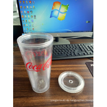 Coca-Cola Dose mit Deckelform
