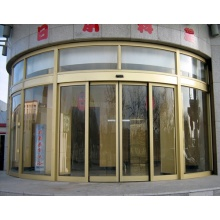 Automatic Curved Sliding Door Operators for Commercial