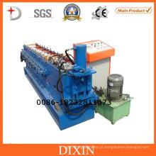 Máquina formadora de pinos e esteiras