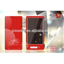 2200MAH Factory Cheap Price Portable Solar Power Bank Charger
