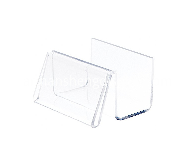 Horizontal Business Card Holder