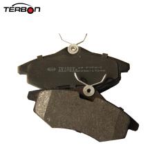 Полу-металлический тормозных колодок для Citroen GDB1495