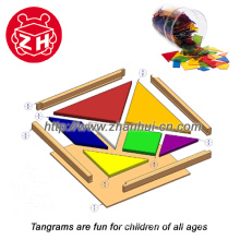 Mathematics Tangram Puzzles (ZHG007)