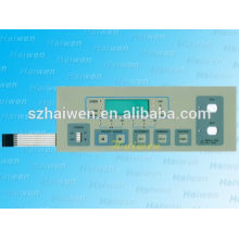 Membrane Panel Keypad with Flexible Cable
