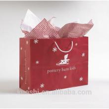 diseño de bolsa de papel del sitio web de alibaba para carbón