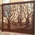 Laser Cut Metal Architectural Panels