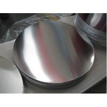 A1100 / A1050 / A1060 / A1070 Círculo de hojas de aluminio H24 para uso en la cocina