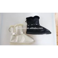 2016 Новый стиль безопасности лодыжки сапоги Женская обувь