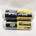 Gratis prov Naturlig 3-sträng Twisted Cotton Twine