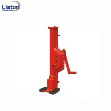 Konstruktion Heavy Duty Manuell Mekanisk Steel Lifting Jack