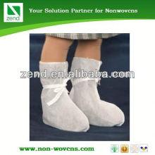 ткань nonwoven Non сплетенный обувь защитная крышка