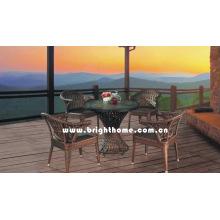 Mobiliario de jardín / Mobiliario de ocio Set / Mobiliario de exterior moderno