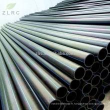 fabriquer le tuyau de HDPE de tube économique de grand diamètre de grand diamètre