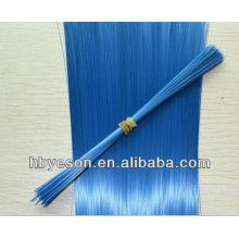 brush filament in low price(pet, pp, pvc)