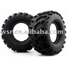 neumático de goma RC de IIR de tirantez excelente del aire
