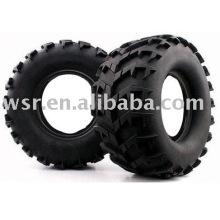 pneu de borracha RC ar excelente estanqueidade IIR