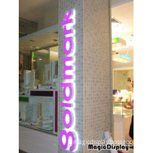 High Bightness LED Acrylic Neon Sign Letter
