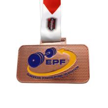 Hot Sale Custom Logo Metal Craft Running Medal
