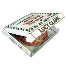 Caixa de entrega de pizza de alta quantidade por atacado