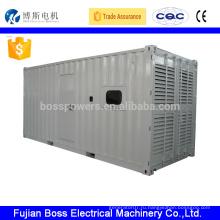 1000 кВт дизель-генератор с двигателем Cummins 60HZ тип контейнера