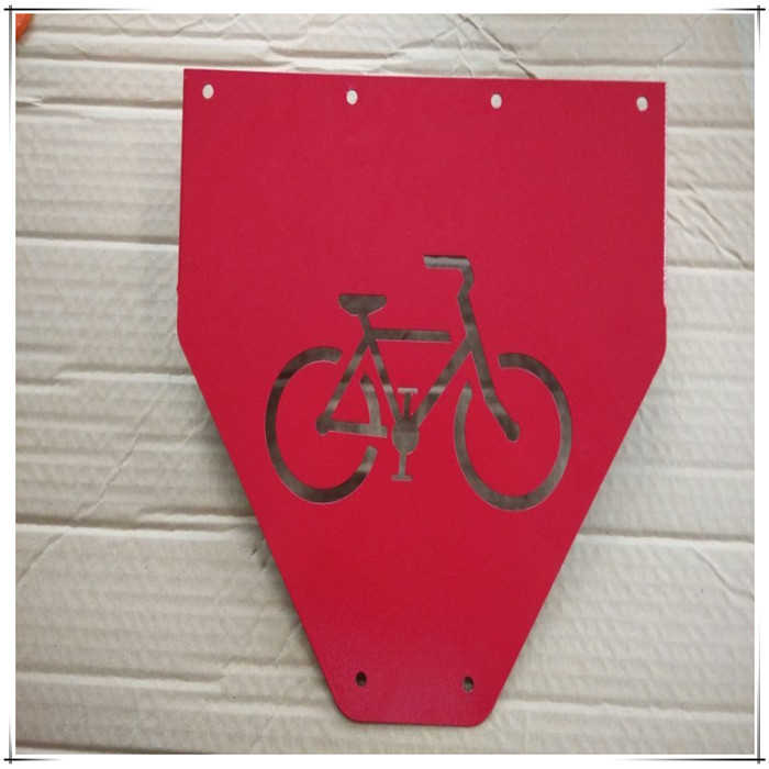 Sheet Metal Fabrication With Powder Coating red color