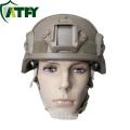 Capacete anti-bala SANDA WS FZ FAST Antibullet Helmet Kevlar IIIA