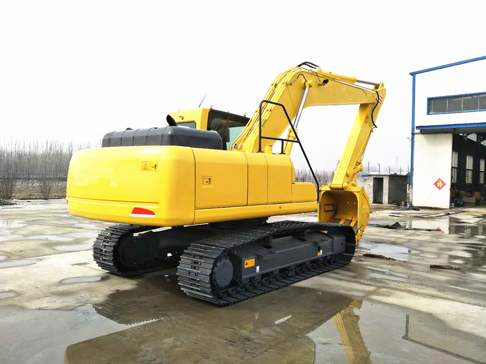 Crawler Excavator Uses