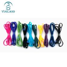 yugland 100% cotton oem logo design yoga block and yoga matt with carrying strap string