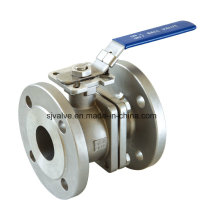 Stainless Steel DIN Flange Ball Valve Pn16