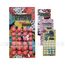 Calculadora de regalo de 8 dígitos de potencia doble (LC512B)