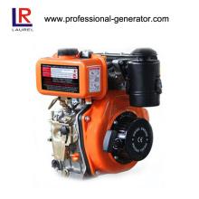 Luftgekühlter Einzelzylinder Diesel / Benzin / Gas Treibstoff Motor Pumpe