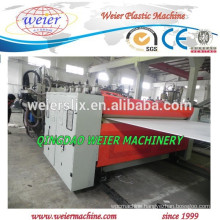 high quality of PP PE PC hollow grid sheet production machinery