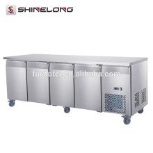 FRUC-3-1 FURNOTEL Refrigerador bajo encimera Refrigerador de 4 puertas