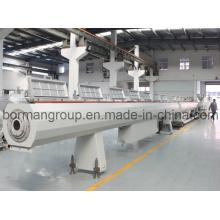 Línea de producción de tubos PE
