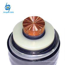 11kv 185mm2 XLPE de cobre Single Conductor Armor Cable precios