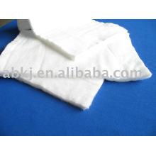 чистый хлопок ватин из натуральных волокон для одежды