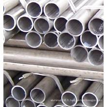 Tubes en aluminium / tube en alliage d'aluminium, aluminium piipes 6061