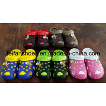 Newest Unisex Garden Shoes Men′s EVA Slippers, Women′s Garden Clogs, Children Garden EVA Sandals