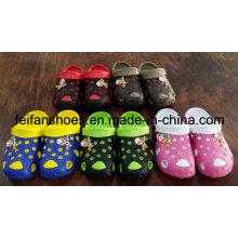 Новый унисекс мужские сад обувь EVA тапочки, женские clogs сада, детского сада Ева, сандалии