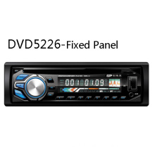Fixed Panel One DIN 1DIN Car Entertaiment Stereo DVD Player Radio FM/Am USB SD Aux MP3 Multimedia Audio Video Entertaiment System