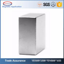 Super Strong Rectangular Magnet/Neodymium Block Magnet with NiCuNi Coating